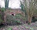Blocked tunnel under Whitlingham Lane - geograph.org.uk - 1671134.jpg