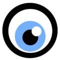 Blue eye icon.png