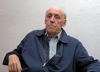 Bo Carpelan - Bo Carpelan in August 2008.