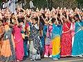 Bochasanwasi Akshar Purushottam Swaminarayan Sanstha parade (3400015671).jpg