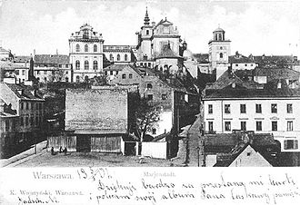 Mariensztat - Pre War Mariensztat
