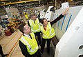 Boeing 787 Moveable Trailing Edge in Production (8755297909).jpg