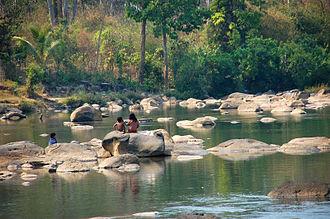Bolaven Plateau - Tad Lo, Bolaven Plateau, Laos