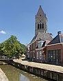 Bolsward, de Martinikerk in straatzicht RM9812 foto17 2017-06-18 11.48.jpg