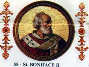 Image illustrative de l'article Boniface II
