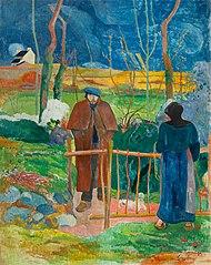 Bonjour Monsieur Gauguin (II)