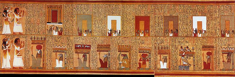 Kitab Kematian - Wikipedia bahasa Indonesia, ensiklopedia bebas
