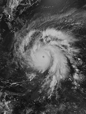 Typhoon Bopha - Image: Bopha 2012 12 03 1712Z