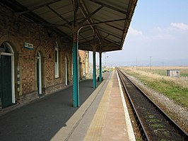 Borth Railway Station - geograph.org.uk - 518896.jpg