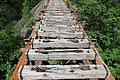 Bosnian Eastern Railway – Bistrica viaduct 4.jpg