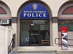 Boston University Police Department - Image: Boston University Police Department