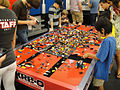 BotCon 2011 - Hasbro KRE-O booth play area (5802619768).jpg