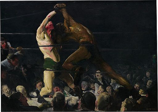 Both Members of This Club George Bellows