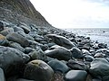 Boulders on the foreshore beneath Harlech Cliff - geograph.org.uk - 1067928.jpg