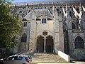 Bourges - cathédrale Saint-Étienne, flanc nord (09).jpg