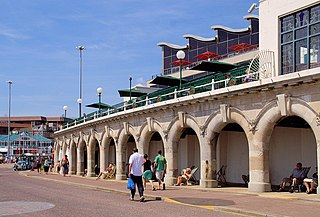 Bournemouth Town in England