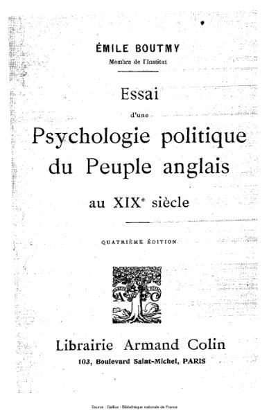 File:Boutmy - Essai de psychologie politique du peuple anglais au XIXe siècle.djvu