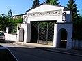 Brána židovského cintorína - panoramio.jpg