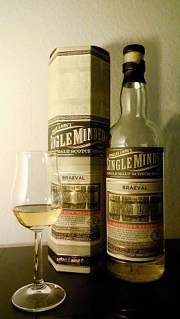 Braeval Single Malt Whisky
