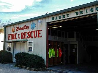 Brantley, Alabama - Image: Brantley, Alabama Fire Department
