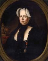 Braun Adam Johann, attributed to - Maria Theresa of Austria as widow.png