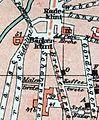 Braunschweig Brunswick Flohwinkel Stadtplan Map 1899.jpg