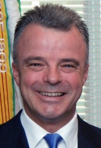 2008 Liberal Party of Australia leadership spill - Image: Brendan Nelson