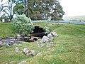 Bridge across Allt Baile nan Carn at Balnacarn - geograph.org.uk - 1350255.jpg