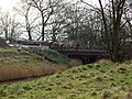 Bridge replacement at Saltfleet ahead of schedule - geograph.org.uk - 1139038.jpg