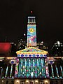 Brisbane City Hall light projection show 2017, 06.jpg