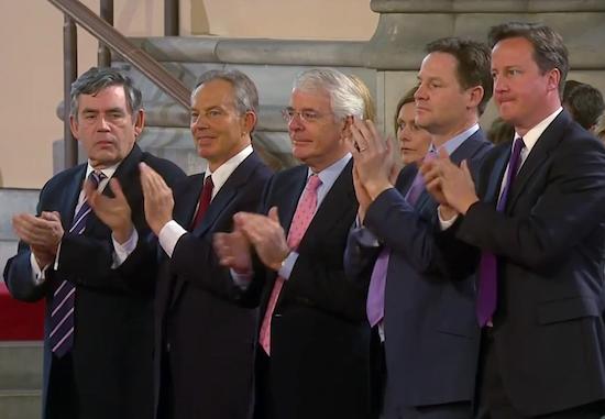 British PMs 2011