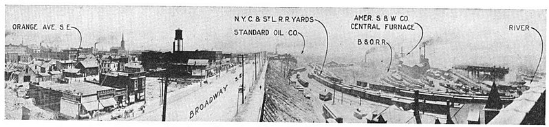 File:Broadway Avenue panorama 1915.jpg