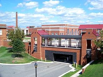Longwood University - Brock Commons