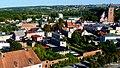 Brodnica, Polska. Widok z wieży zamkowej. - panoramio.jpg