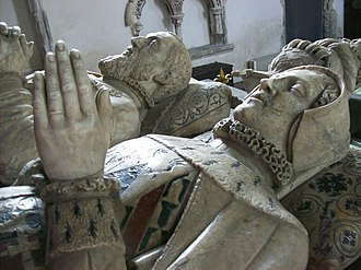 George Brooke, 9th Baron Cobham - Brooke tomb, Cobham
