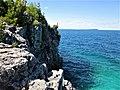 Bruce Peninsula National Park – Cliff– Tobermory -Ontario.jpg