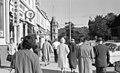 Brun & Boije bilforretning i Kongens gate (1961) (9929862786).jpg