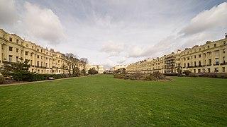 Brunswick (Hove) area in Hove, Brighton and Hove, England