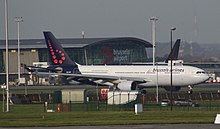 Brussels airport wikipedia - Brussels airlines head office ...