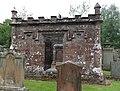 Buchanan of Catrine Bank, Mausoleum view, Sorn Parish Church, East Ayrshire.jpg