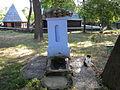 Bucuresti, Romania, Muzeul National al Satului (Fantana si pisica); B-II-m-a-A-18994.JPG