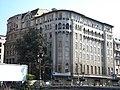 Bucuresti, Romania, Splaiul Independentei nr. 46-48; Caminul Institutului medico-farmaceutic; B-II-m-B-18942, (Societatea Studentilor in Medicina) (3).JPG