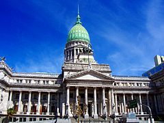 Buenos Aires - Balvanera - Congreso de la Naci%C3%B3n Argentina