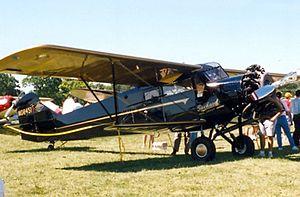 Buhl Airsedan - Buhl CA-3E