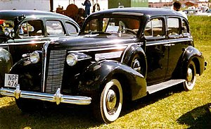 Buick Special - 1937 Buick Special Series 40 Model 41 4-Door Trunkback Sedan