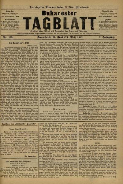 File:Bukarester Tagblatt 1882-06-10, nr. 125.pdf