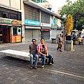 Bulevar de Sabana Grande y mobiliario urbano público.jpg