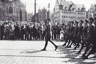 Freikorps Oberland - Bund Oberland (Nuremberg 1923)
