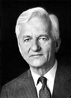 Richard von Weizsäcker Governing Mayor of West Berlin and President of the Federal Republic of Germany