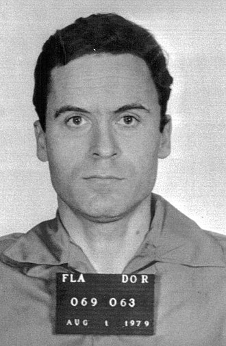 Ted Bundy - Bundy after his 1979 convictions in the Chi Omega trial